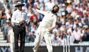 India vs England: Moeen Ali takesHarbhajan Singh's advice to spin web over Indian batsmen