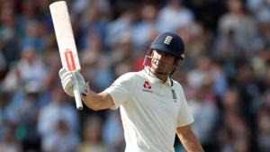 India vs England:Alastair Cook emulates Greg Chappell, scores century in farewell Test
