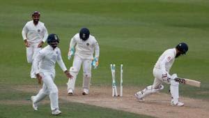 Vijay Mallya in attendance as Virat Kohli and boys take onEngland at the Oval - Watch