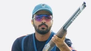 Gurnihal Singh Garcha also made the six-strong individual final, where he shot a score of 46 to claim the individual bronze(Twitter (@Media_SAI))