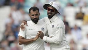 India vs England: Mohammed Shami benefitted from watching videos of James Anderson and StuartBroad