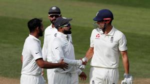 India vs England: Alastair Cook thanks Jasprit Bumrah for gifting him a century with overthrow