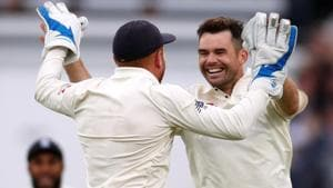 India vs England: James Anderson achieves massive milestone at Oval
