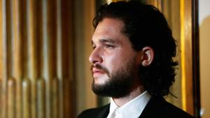 Actor Kit Harington arrives for the world premiere of The Death and Life of John F. Donovan at the Toronto International Film Festival.(REUTERS)