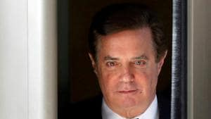 Paul Manafort, the former chairman of Donald Trump's presidential campaign, will cooperate with special counsel Robert Mueller's probe of alleged Russian meddling in the 2016 election as part of a plea agreement, prosecutors said on Friday.(Reuters Photo)