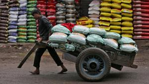 Much of the decline in CPI is due to the fall in food inflation.(Reuters File Photo)