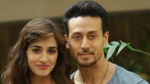 Tiger Shroff and Disha Patani starred opposite each other in Baaghi 2.