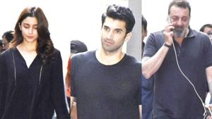Sadak 2 could be Alia Bhatt's first film with her father Mahesh Bhatt. Actors Aditya Roy Kapur and Sanjay Dutt could also star in the sequel. (Instagram)