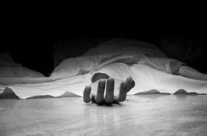 The dead man's body. Focus on hand(Getty Images/iStockphoto)