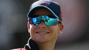 File photo of Steve Smith(REUTERS)