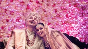 Sumeet Vyas and Ekta Kaul tied the knot in a private ceremony in Jammu.
