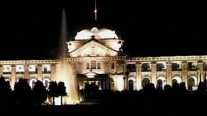 The amended rule by the Allahabad high court (in photo) will allow the grant of bail in two days as against 10 days after notice of bail application is given to the government advocate.(PTI File Photo)