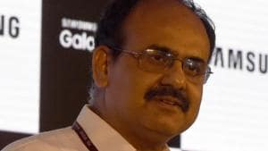 UIDAI CEO Ajay Bhushan Pandeysaid that till March 2018, Aadhaar has helped save the government Rs 90,000 crore.(HT Photo)