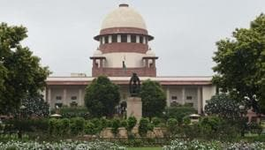 """The Supreme Court defined welfare schemes as only those funded directly from the """"consolidated fund of India"""", the main corpus of all revenues received by the government.(Sonu Mehta/HT Photo)"""