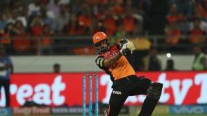 Deepak Hood was the scored 62 for Baroda in their win.(IPL)