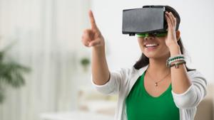 Cybersickness involves nausea and discomfort that can last for hours after participating in VR applications, which have become prevalent in gaming, skills training and clinical rehabilitation.(Shutterstock)