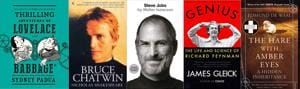 Add these iconic biographies recommended by authors to your reading list