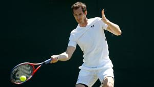 FILE PHOTO of Andy Murray(REUTERS)