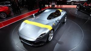 Ferrari selects 499 'lucky' clients to buy $1.85 million supercar Monza