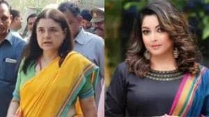 Maneka Gandhi has assured her support to actor Tanushree Dutta.(Facebook)