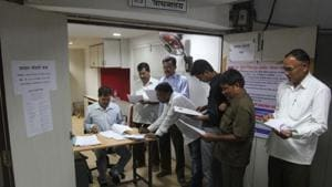 The registration of new voters will continue till October 31.(Praful Gangurde/ Hindustan Times)