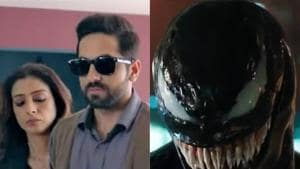 Andhadhun collected around Rs 14.35 crore on day 3 at box office as Venom gave the film a tough competition.