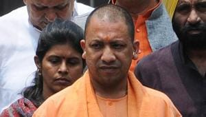 Uttar Pradesh chief minister Yogi Adityanath said Monday he had called up his Gujarat counterpart Vijay Rupani over the reported attacks on north Indians in the western state and was assured that the government there would ensure the safety of all.(HT File Photo)