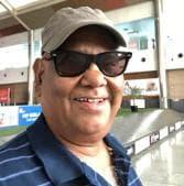 Satish Kaushik in Lucknow.