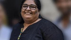 TV producer and writer Vinita Nanda(Kunal Patil/HT Photo)