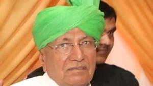 Om Prakash Chautala(HT File)