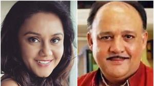 Deepika Amin has accused Alok Nath of misbehaving with her early in her career.(Twitter)