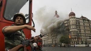 Interrogation of 26/11 accused David Coleman Headley by NIA had revealed that the 10 gunmen involved in the Mumbai terror attack were trained by Pakistan Navy deep sea divers or frogmen.(AP/File Photo)