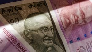 Indian currency notes (Representative photo)(Bloomberg)