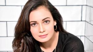 Dia Mirza joined the Me Too movement to support the woman who alleged sexual harassment by Sajid Khan. (Twitter)