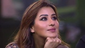 Shilpa Shinde is known for her TV roles and as a former winner of the reality show, Bigg Boss.