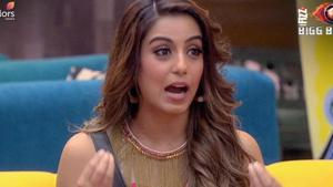 Shrishty was got violently pushed in an episode earlier this week on Bigg Boss 12.