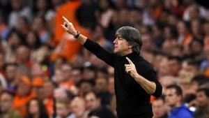 Germany's head coach Joachim Loew .(AP)