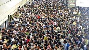 How India's populations story plays out depends on its young population.(HT Photo)