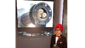 Arshdeep started talking photographs at the age of 6 and recently won the Junior Asian Wildlife Photographer of the Year award.(Facebook/Arshdeep Singh)
