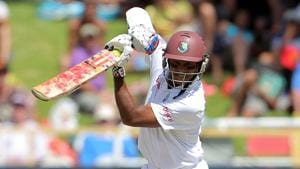 File image of batsman Shivnarine Chanderpaul in action for West Indies.(Getty Images)