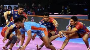 Bengal Warriors and UP Yoddha are now second and third in the Zone B table.(Pro Kabaddi)