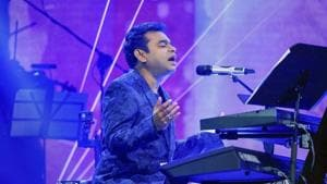 AR Rahman shared a powerful post on Twitter to show his support to the ongoing #MeToo movement.(AP)