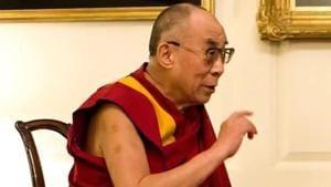It was in 1975 that photographer Raghu Rai first met Buddhist spiritual leader The Dalai Lama in Ladakh.