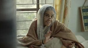 Surekha Sikri plays a nagging grandma in Badhaai Ho.