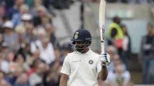 Hanuma Vihari struck a steady 76.(AP)