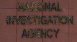 The NIA has charged Zabiullah alias Hamza (20) under sections of the Unlawful Activities Prevention Act (UAPA), Arms Act and few others.(HT PHOTO)