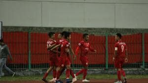 Shillong Lajong side fielded no foreigners and played as many as nine U-22 players in the starting XI,(AIFF)