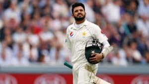 File image of Pakistan batsman Azhar Ali.(Action Images via Reuters)