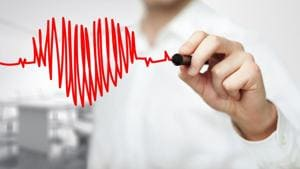 The survival rate for heart patients is lower when patients choose to wait for an organ with less risk, says a new study.(Shutterstock)
