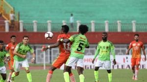 Gokulam Kerala have two draws from their opening two games.(AIFF)